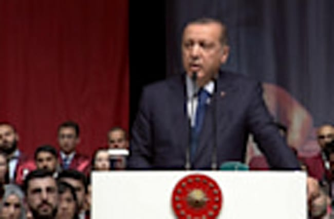 Turkey's Erdogan condemns Manchester attack