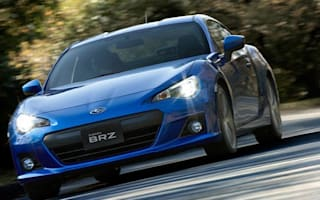 UK Subaru BRZ spec revealed