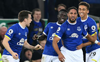 Everton 2 Arsenal 1: Williams winner hands Arsenal rare defeat