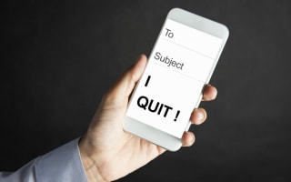 How (not) to quit your job