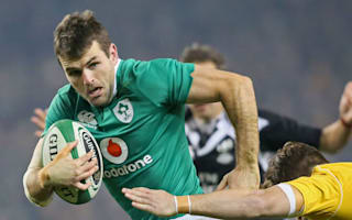 Ireland's Payne to miss start of Six Nations with kidney injury