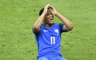 Martial rues 'disastrous' Euro 2016