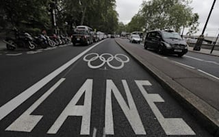 Row over cyclist ban in Olympic Games lanes