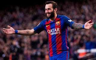Vidal back in Barcelona training