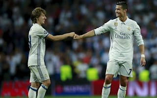 Madrid star Modric wants same atmosphere for Clasico after Champions League success