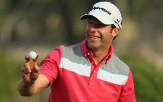 Flawless Dredge takes Qatar Masters lead