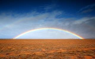 Top five places to see rainbows around the world