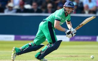 O'Brien's maiden century in vain for Ireland