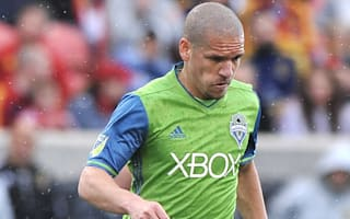 Seattle Sounders 0 Houston Dynamo 0: Alonso sent off as hosts held
