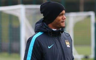 Kompany set to lead City at Wembley