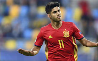 Real Madrid star Marco Asensio scores incredible hat-trick for Spain Under-21s