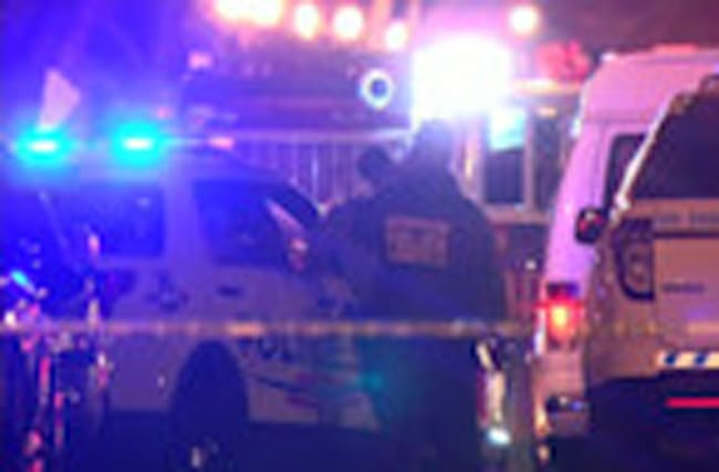 Two police officers shot in northeast D.C.