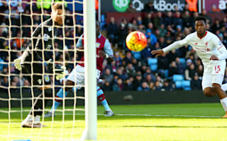 Aston Villa 0 Liverpool 6: Sturridge on target in Villa Park stroll