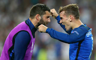 'I'm still a long way off Platini!' - Griezmann delighted after double sees off Germany