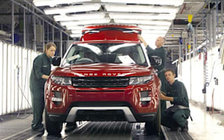 Record year for Jaguar Land Rover
