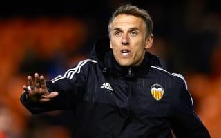 Neville still unsure over Valencia future