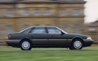 Margaret Thatcher was given secret driving lessons before Rover 800 PR stunt
