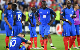 Deschamps: There was no extra pressure on France