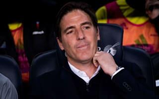 Berizzo wants attacking football at Sevilla like Sampaoli