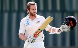 Hesson heaps praise on award-winning Williamson