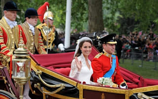 Kate and William to join Queen in carriage procession for Diamond Jubilee