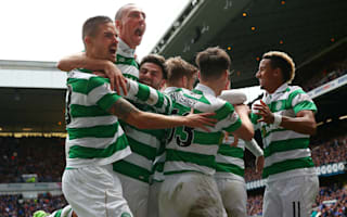 Unbeaten Celtic match Rangers' 118-year record