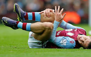 Garde feels for Grealish after suffering injury setback