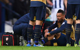 Coquelin out for at least two months
