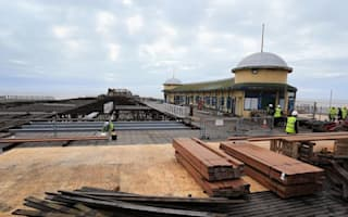 Is Hastings Pier about to be saved?
