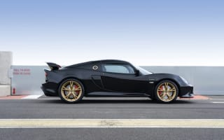 Lotus launches limited edition Exige LF1