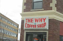 The Why Coffee Shop