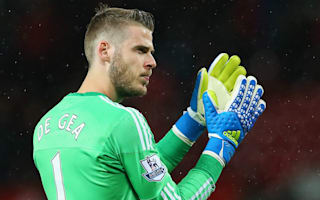 De Gea: My best season yet, but we need to win FA Cup
