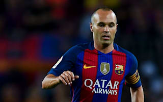 Unique Iniesta learnt from me, jokes Luis Enrique