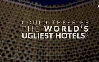 Pictures: What were they thinking? Ugly hotels around the world