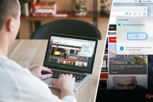 Esto es la guerra: Opera pone en duda la eficacia de Microsoft Edge