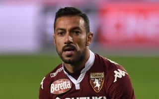 Quagliarella completes Sampdoria return