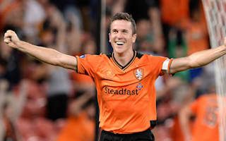 Brisbane Roar 2 Melbourne Victory 1: Champions dethroned by McKay, Broich
