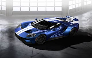 Start daydreaming: Ford GT car configurator launched