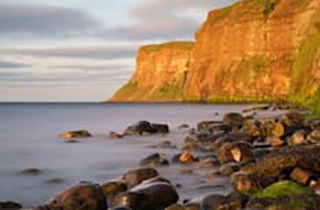 Two teenage boys found dead at foot of cliffs
