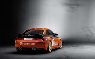 BMW updates 2002 Hommage concept to celebrate history of turbo cars