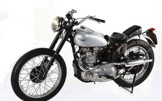 Eyyyyy! Fonzie's motorcycle goes to auction for £100,000