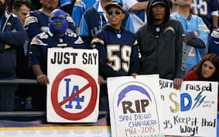 Chargers, Raiders and Rams file for relocation to LA