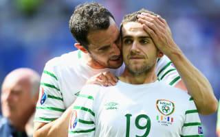 O'Shea not drawn on Ireland future