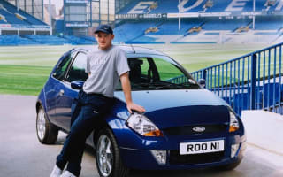 Top 5: Celebrity first cars