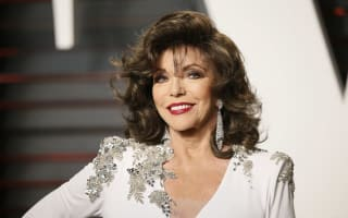 'Buerk by nature': Joan Collins pens angry response to journalist's interview