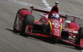 Dixon wins in New York, Power crash hands Pagenaud advantage