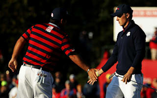 USA hold upper hand despite McIlroy, Pieters excelling
