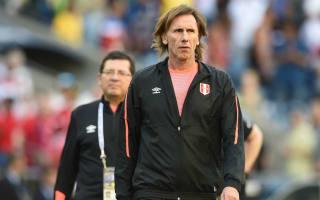 Peru deserved to beat Haiti - Gareca