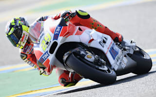 Iannone leads the way in Italy