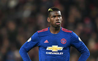 I've just done their team-talk for them - Pogba mentor Joyce wary over jibe